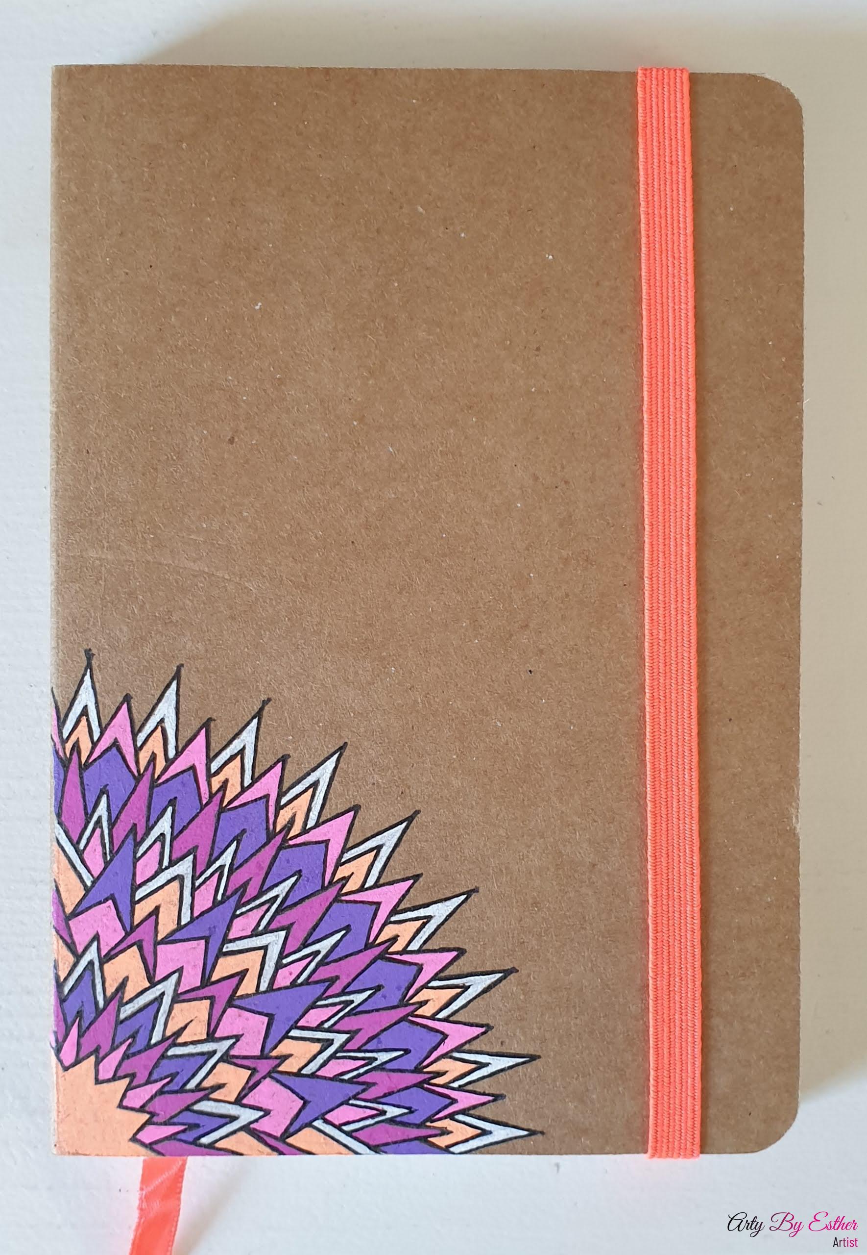 Notebook Purple